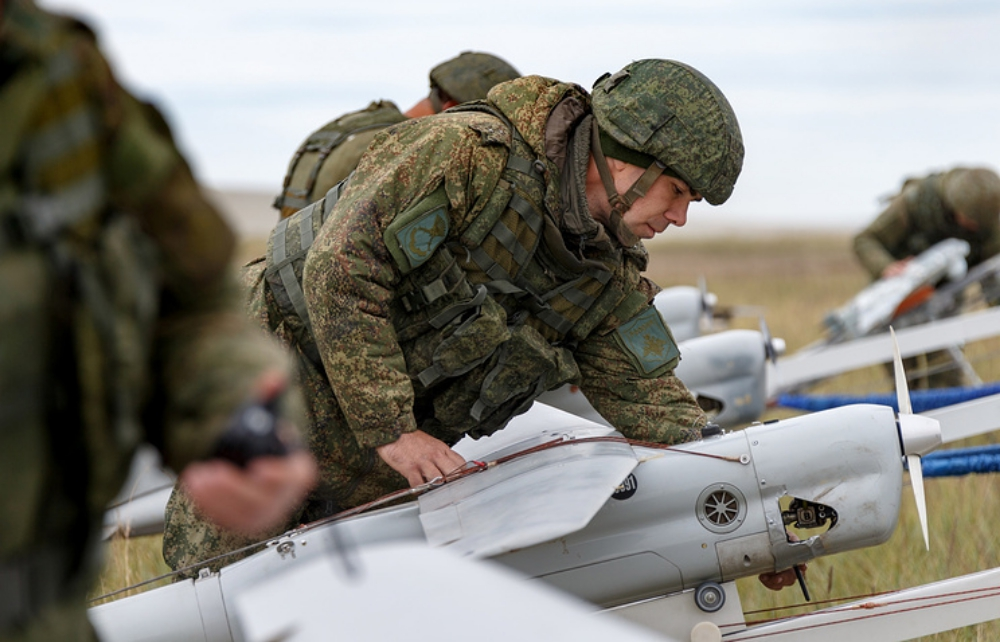Russia Develops Drone Swarm Training Targets – UAS VISION