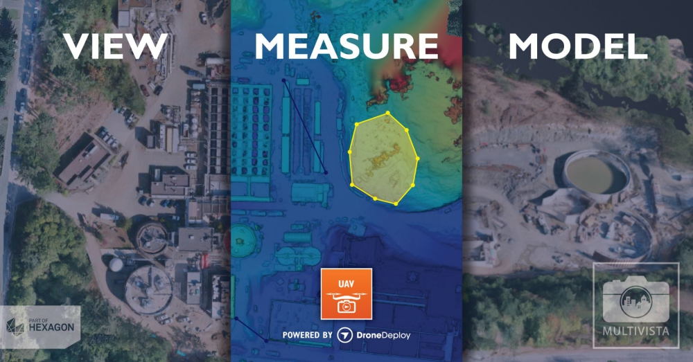 Multivista Partners with DroneDeploy on Advanced UAV Mapping