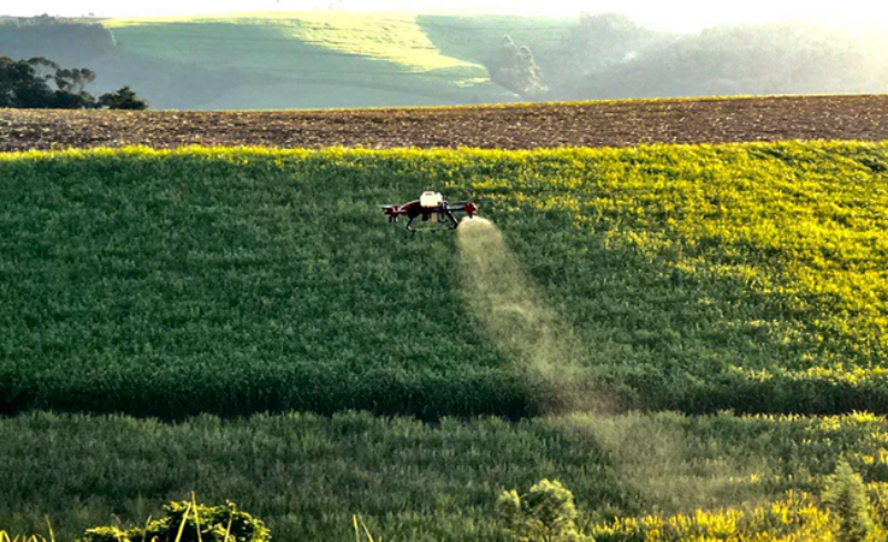uasvision.com - The Editor - XAG Drones Increase Sugar Yield in South Africa