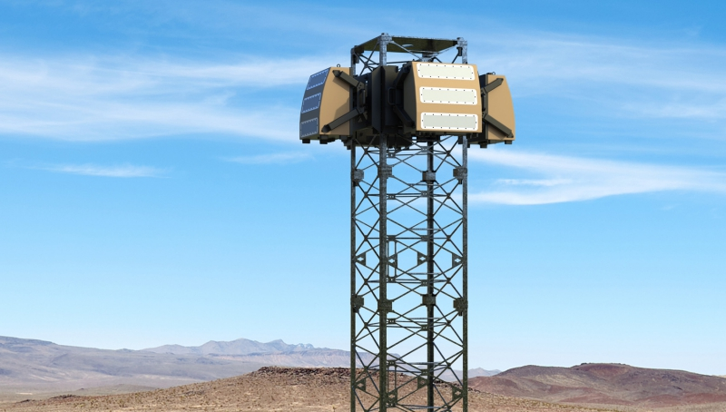 uasvision.com - The Editor - Blighter Launches A800 3D Drone Detection Radar